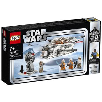 LEGO樂高積木 - STAR WARS 星際大戰系列 -75259Snowspeeder™ – 20th Anniversary Edition