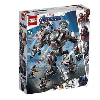 LEGO樂高積木 - SUPER HEROES 超級英雄系列 -76124War Machine Buster