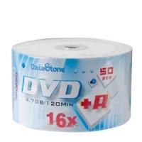 DataStone 時尚白 A Plus級DVD+R 16X (100片)