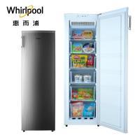 Whirlpool惠而浦193公升直立式無霜冷凍櫃WIF1193G