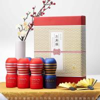 總公司代理 日本TENGA GIFT BOX CUP SET 你的恩典 新年禮盒杯套組(6入) TGB-001