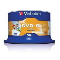 威寶 AZO 16X DVD-R 4.7GB 滿版可印片 ( 100片)