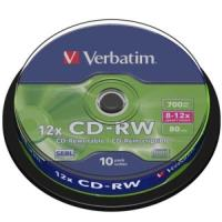 威寶 SERL CD-RW 4X-12X 700MB 桶裝(50片)