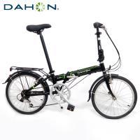 DAHON大行 Archer D6 20吋6速鋁合金折疊單車/自行車-黑色