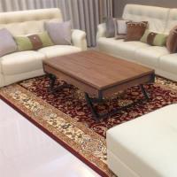 山德力Luxury Deco 古典羊毛地毯-繁星紅160x230cm