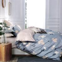 Victoria 抗菌五件式雙人床罩組-風情