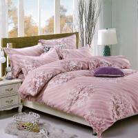 Victoria 抗菌五件式雙人床罩組-花嫁