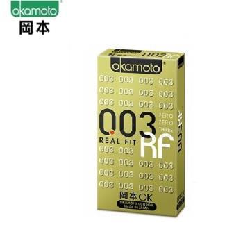 岡本.003RF極薄貼身保險套(6入)