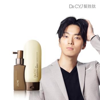 DR. CYJ 髮胜肽 賦活洗養護二件促銷組
