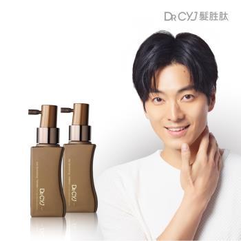 DR. CYJ 髮胜肽 賦活養髮液60ml 超值雙件組
