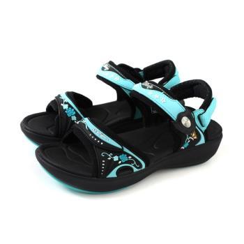 GP (Gold.Pigon) 阿亮代言 涼鞋 女鞋 淺藍色 G8686W-21 no065