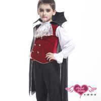 天使霓裳 吸血貴族 萬聖節童裝系列(黑) TH1430