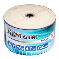 RiStone 日本版 DVD-R 16X 裸裝 (50片)