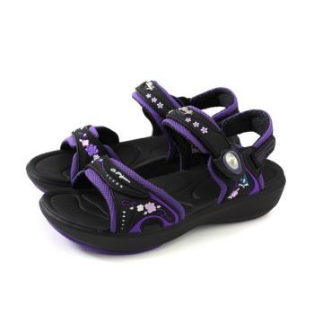 GP (Gold.Pigon) 阿亮代言 涼鞋 女鞋 紫色 G8686W-41 no144