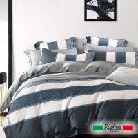 Raphael拉斐爾 札卡特 天絲雙人四件式床包兩用被套組