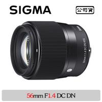 SIGMA 56mm F1.4 DC DN C FOR  M43 公司貨