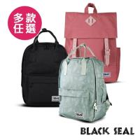 【BLACK SEAL】聯名8848系列-多隔層休閒後背包(多款任選 )