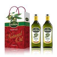 Olitalia奧利塔-橄欖油禮盒1組(2瓶/盒;1000ML/瓶)