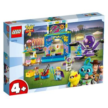 《 LEGO 樂高 》迪士尼系列玩具總動員- LT10770 Buzz  Woody's Carnival Mania!