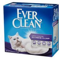 藍鑽EverClean-特級清香結塊貓砂(綠標)細砂(含香)25LB