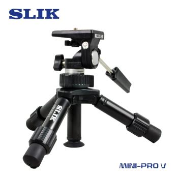 日本 SLIK Mini Pro V 迷你腳架