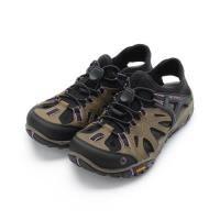 MERRELL ALL OUT BLAZE SIEVE 護趾越野涼鞋 棕/粉紫 ML12730 女鞋