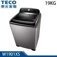 TECO東元19公斤變頻洗衣機W1901XS
