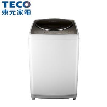 登記送果汁機 TECO東元15公斤變頻洗衣機W1598TXW