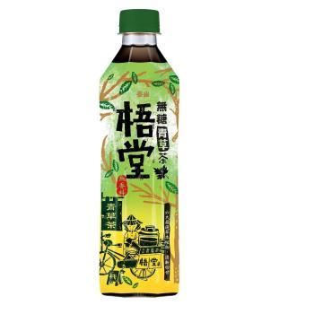 泰山 梧堂無糖青草茶 500ml(24入)