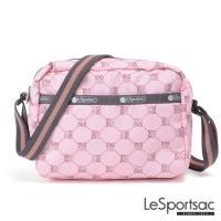 LeSportsac - Standard隨身包(經典格紋/粉)