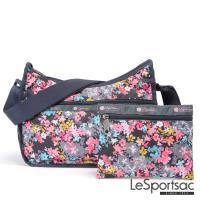 LeSportsac - Standard側背水餃包(你好!春天)