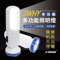 J-GUAN晶冠 3WHY多功能照明燈 JG-LED1807