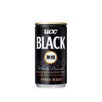 UCC BLACK無糖咖啡185g(30入)