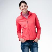 【FOX FRIEND 】女款 刷毛保暖 高性能排汗快乾 全開襟上衣(790)