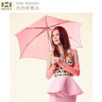 【HOII后益】HOII后益 防曬美膚陽傘★紅光(UPF50+抗UV防曬涼感先進光學機能布)