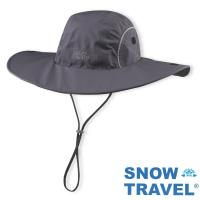 【SNOW TRAVEL】AH-16 / 英國進口PORRELLE防水透氣遮陽大盤帽-登山/攀岩/海釣/休閒/防水/透氣