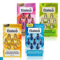 Balea 芭樂雅 臉部精華膠囊x12卡(7顆/1卡) -Q10抗皺/保濕/抗老/緊緻