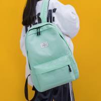 J II 後背包-水洗防潑水後背包(綠色)-6277-3