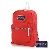 【JANSPORT】HIGH STAKES系列後背包 - 火紅(JS-43117)