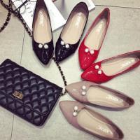 Alice (預購) 獨家女人最大尖頭平底鞋