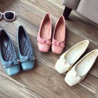 Alice (預購) 明星同款氣質方頭平底鞋