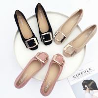 Alice (預購) 活力甜心金屬飾品平底鞋