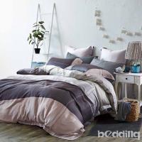 BEDDING-100%天絲萊賽爾-特大6x7薄床包5x6.2尺涼被四件組-純品