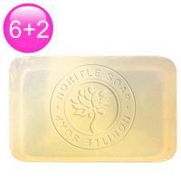 (買6送2)【諾得】森活健康皂(200gx6個+200gx2個)