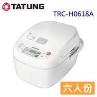TATUNG大同 6人份IH灶釜電子鍋 TRC-H0618A