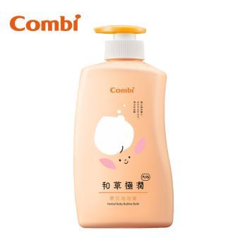 任-日本Combi 和草極潤嬰兒泡泡露plus500ml