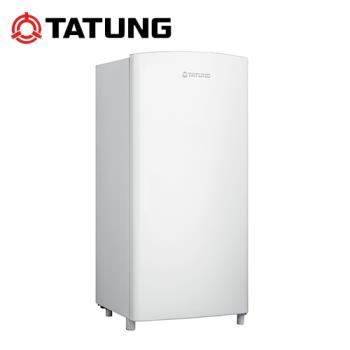 TATUNG大同 150L 4級定頻單門電冰箱 TR-150HTW-W 夢幻白