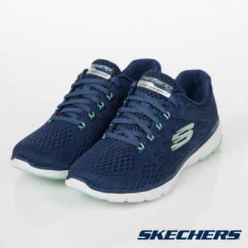 SKECHERS FLEX APPEAL 3.0 訓練鞋 13064NVGR