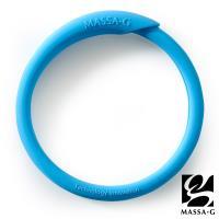 MASSA-G 炫彩動感負離子能量手環(8色可選)