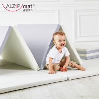ALZiPmat  韓國手工製 CANDY HOUSE 糖果屋輕量版-經典雙色灰